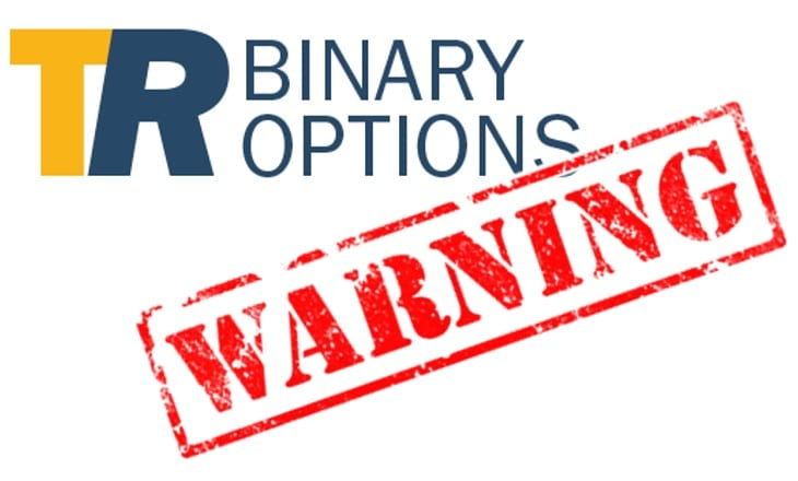TR Binary Options warning