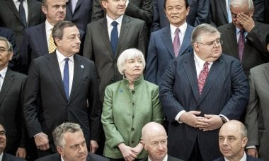 central bankers fx