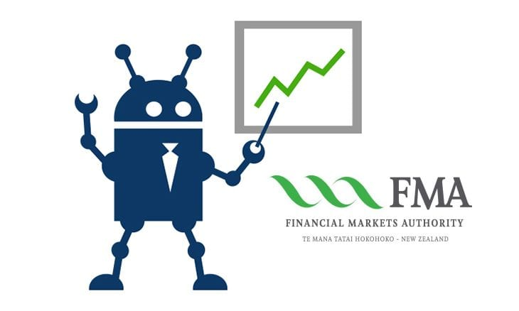 fma new zealand robo advice