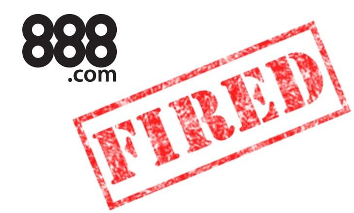 888 layoffs online casino