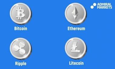 Admiral Markets digital currencies