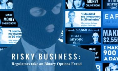 Canada CSA annual report binary options scams