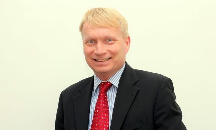 Lars Holst CFH Clearing fx prime broker