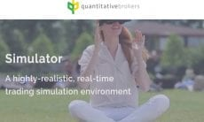 Quantitative Brokers algo trading