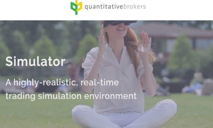 Quantitative Brokers algo trading