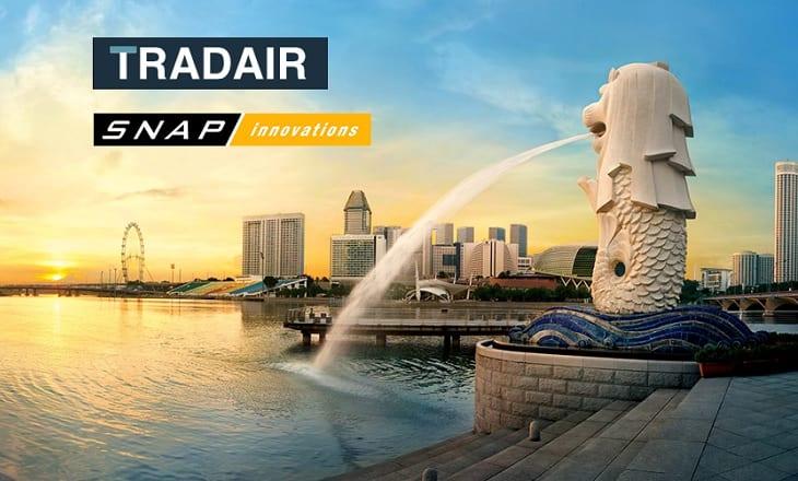 TradAir SNAP Innovations Singapore FX