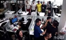 USGFX china employees hostages