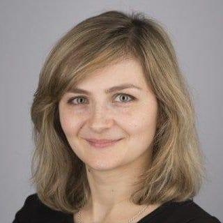 Anya Aratovskaya VP Advanced Markets