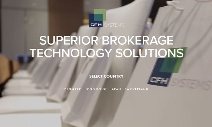 CFH Systems FX white label solutions