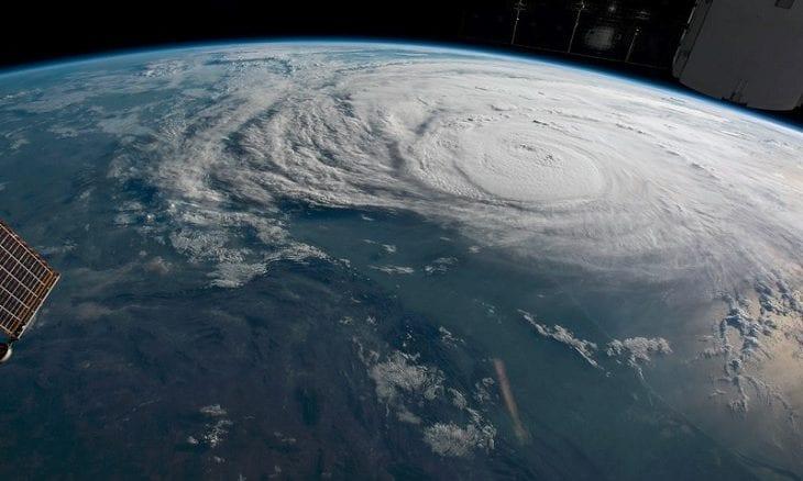 Hurricane Harvey oil trading