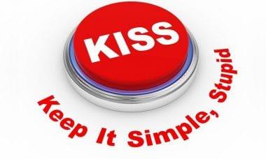 KISS principle
