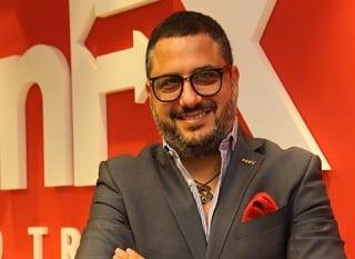 Markos Kashiouris IronFX