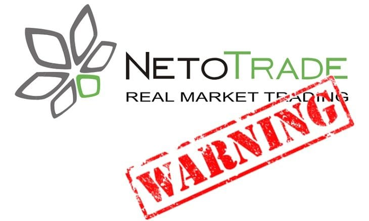 NetoTrade warning