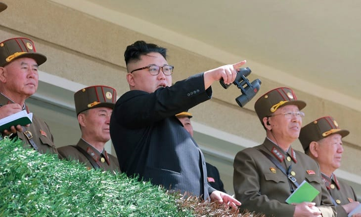 North Korea tensions margin requirements