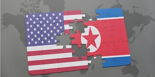 US North Korea tensions trading
