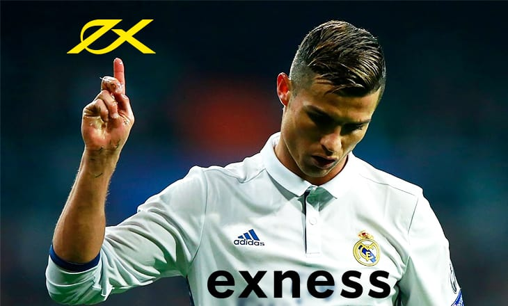 exness cristiano ronaldo