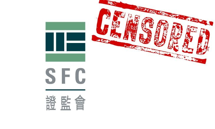 Hong Kong Securities and Futures Commission SFC