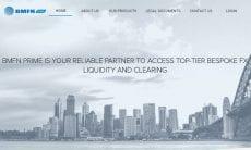 BMFN FX Prime website