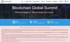 Bitkan blockchain global summit moved
