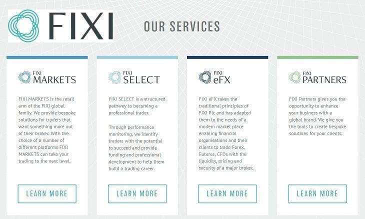 Fixi plc