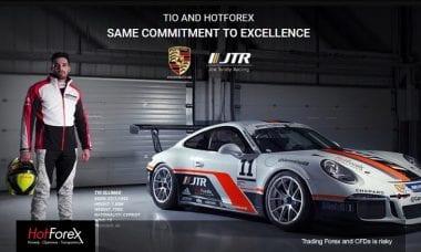 HotForex Tio Ellinas fx sponsor