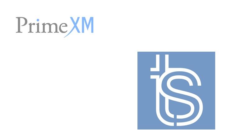PrimeXM Tickstarter FX connectivity