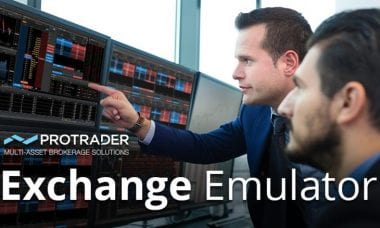 Protrader Exchange Emulator