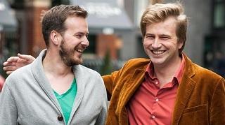 Taavet Hinrikus and Kristo Kaarmann