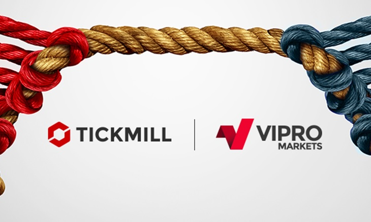Tickmill acquires Vipro Markets