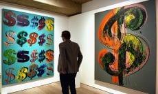art investing hedging