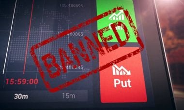 binary options ban eu
