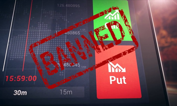 Esma binary options ban