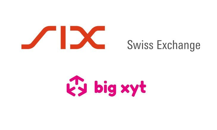 SIX Swiss Exchange joins xyt hub for tick data distribution and