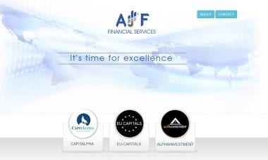 AJF Financial Services CySEC license