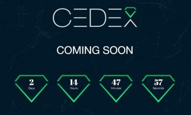 Cedex online blockchain diamond exchange