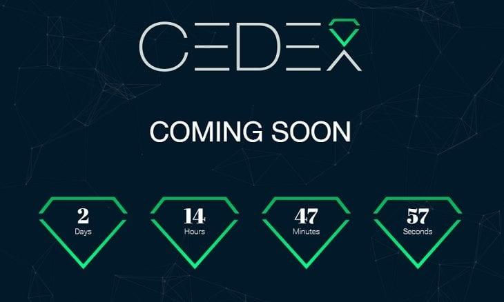 Cedex online blockchain diamond exchange