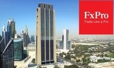 FxPro Dubai Index Tower