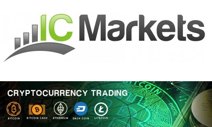 IC Markets cryptocurrency trading