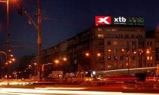 XTB fx broker office Warsaw
