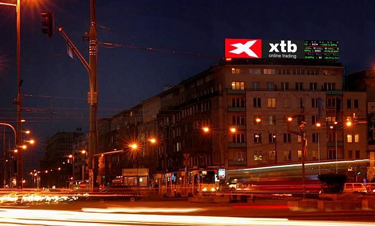 XTB fx broker office Warsaw