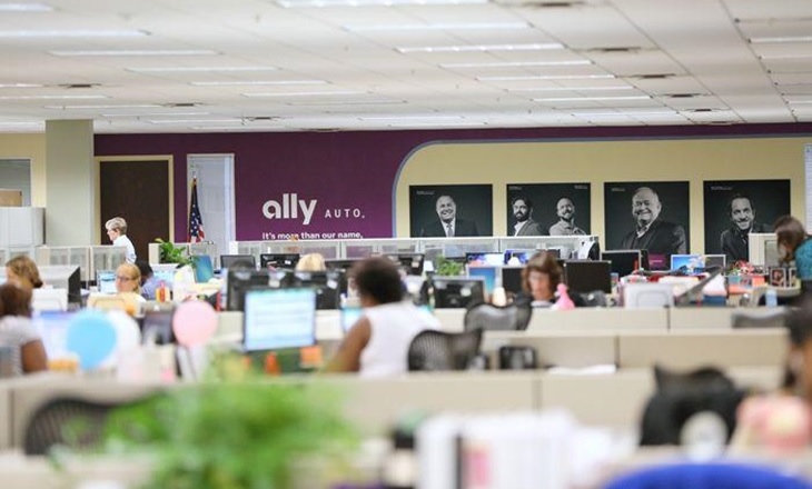 ally financial office