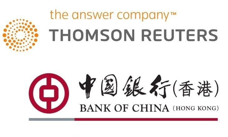 thomson reuters bank of china fx liquidity