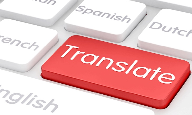 translate marketing content