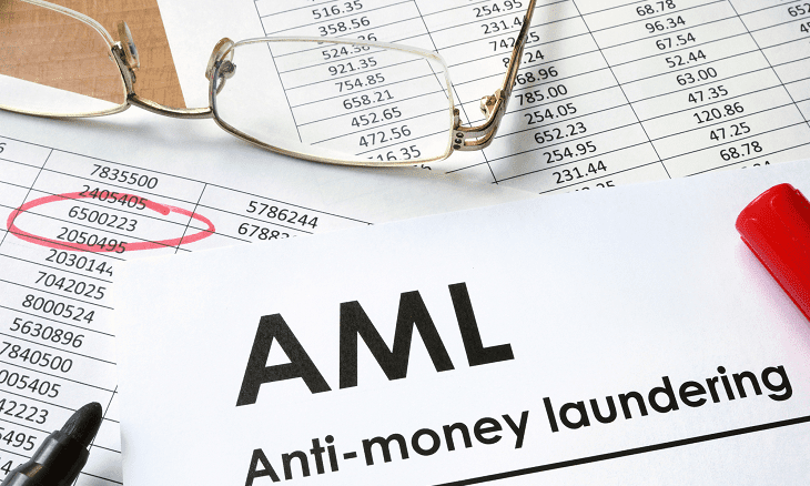 AML warning