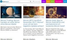 Bitcoinmag.de german crypto portal