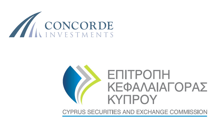 Concorde Investments CySEC
