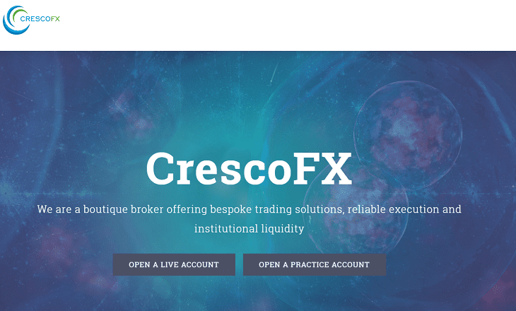 CrescoFX website