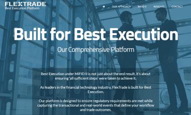 FlexTrade integrates ipushpull platform into FlexNOW EMS