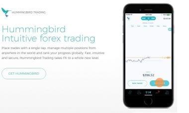 Hummingbird Trading app