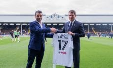 ICM and FULHAM FC